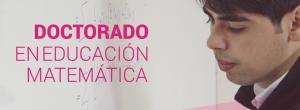 SEGUNDO PROCESO DE POSTULACIÓN AL DOCTORADO EN EDUCACIÓN MATEMÁTICA